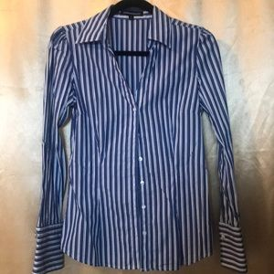 Express long sleeve dress shirt